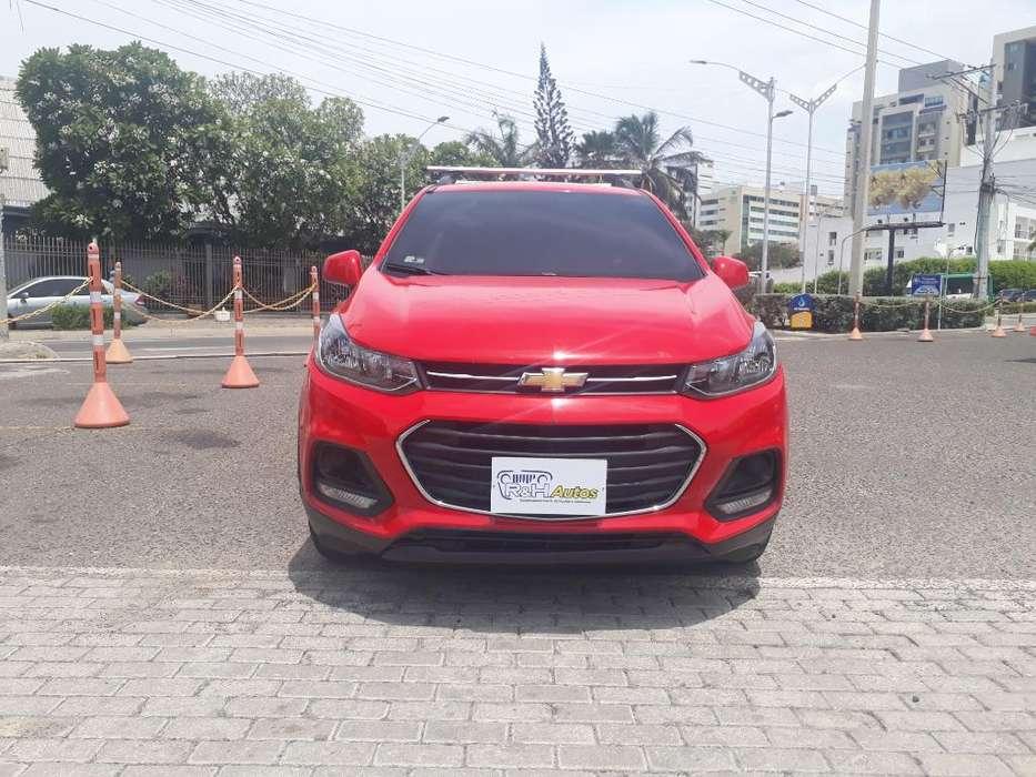 Chevrolet Tracker 2017 - 15700 km