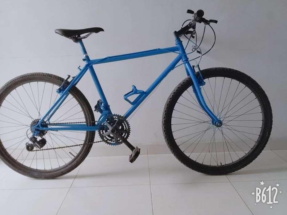Vendo bicicleta rin 26 negociable