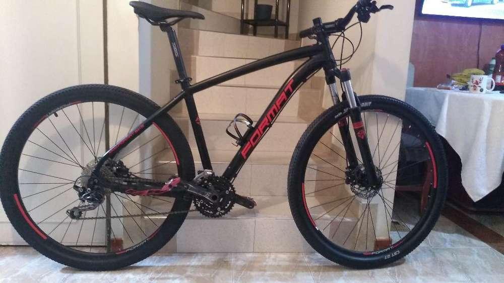 Bicicleta Format Mtb