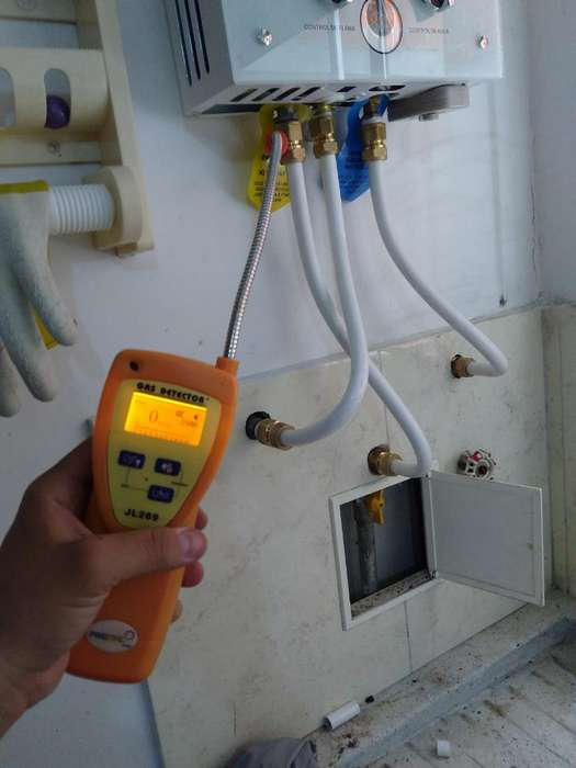 Instalación Técnica por Alto Consumo Gas