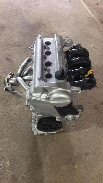 Motor Semiarmado 2Nz Probox