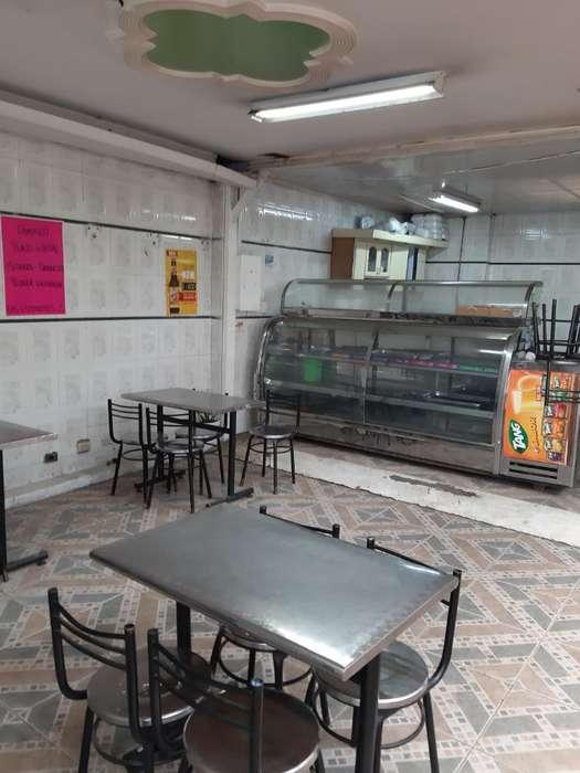 Arrienda Cafeteria
