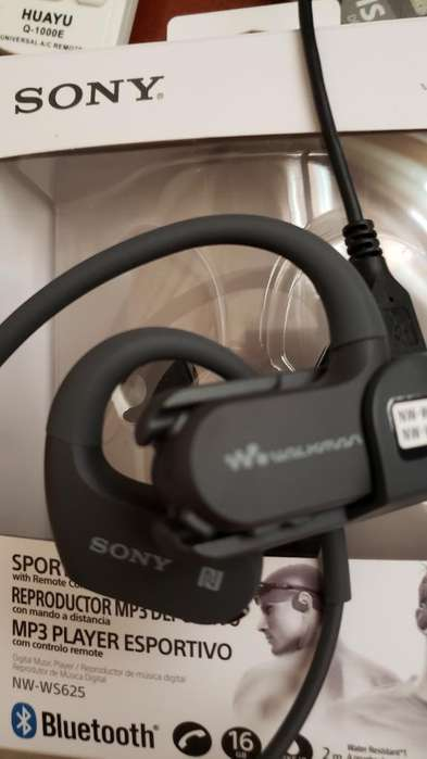 Audífonos Sony Bluetooth Resisten Agua