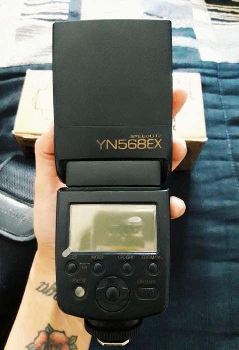 Flash Yongnuo Yn568Ex