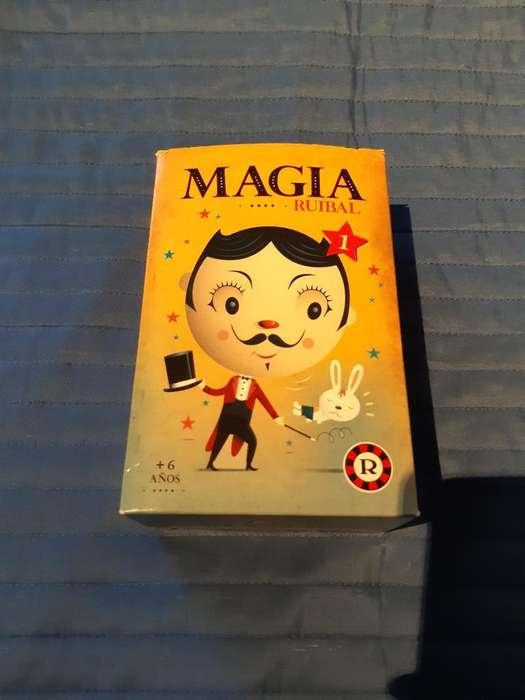 Juego Set de Magia