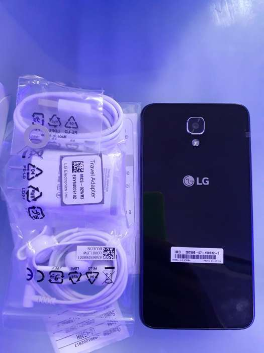Vendo Celular Lg X Screen