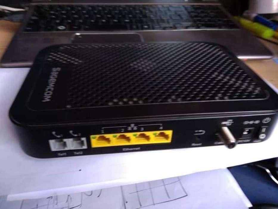 Router Sagemcom en Caja