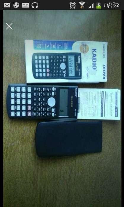 <strong>calculadora</strong>s Cientificas