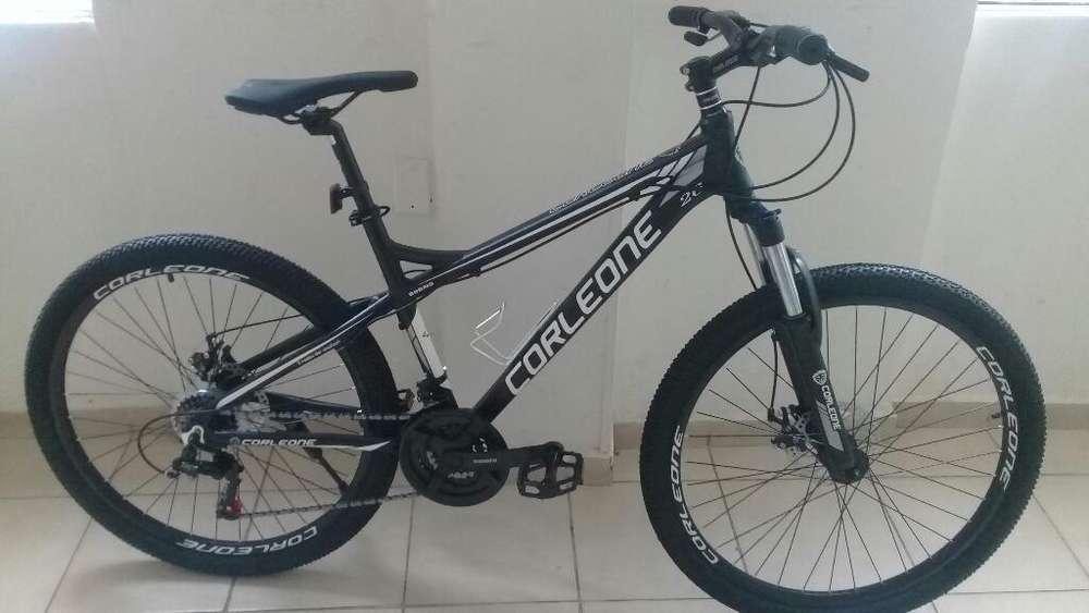 Bicicleta Corleone Bugno Rin 26 Talla M