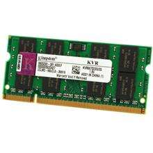 Memoria Ram Kignston 2 Gb Ddr2 800 pc2 6400 para Notebook