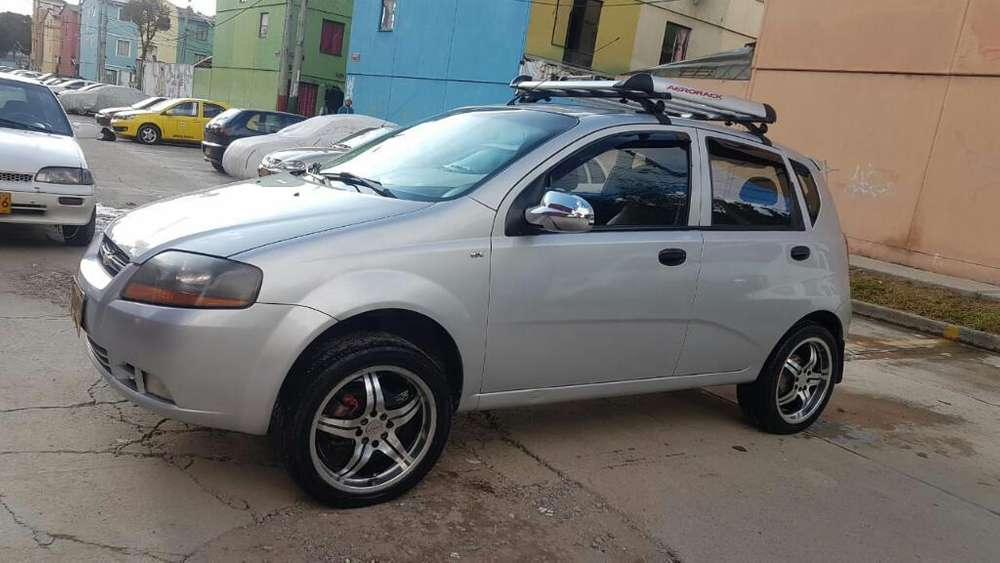 Chevrolet Aveo 2007 - 111000 km