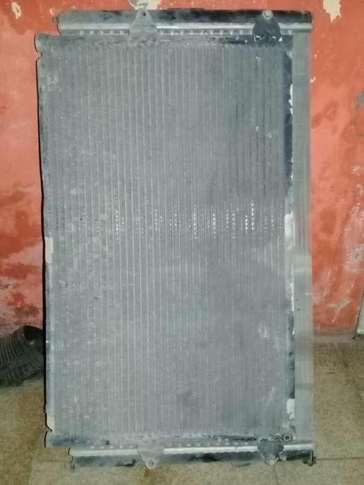 Radiador de Aire con Compresor Polo Naft