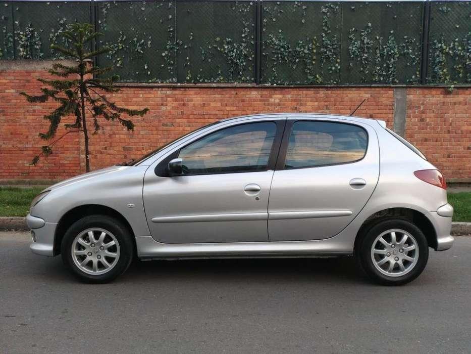 Peugeot 206 2007 - 114000 km