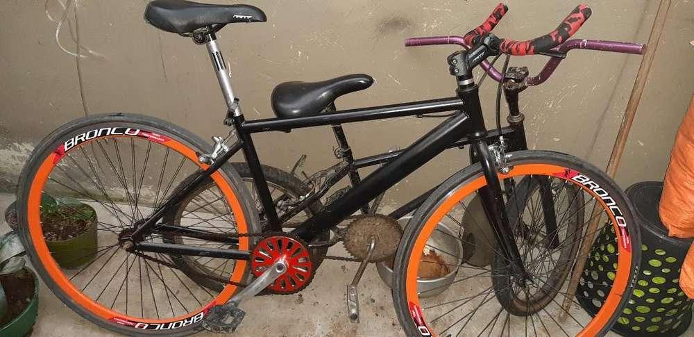 Bicicleta Zuppiz