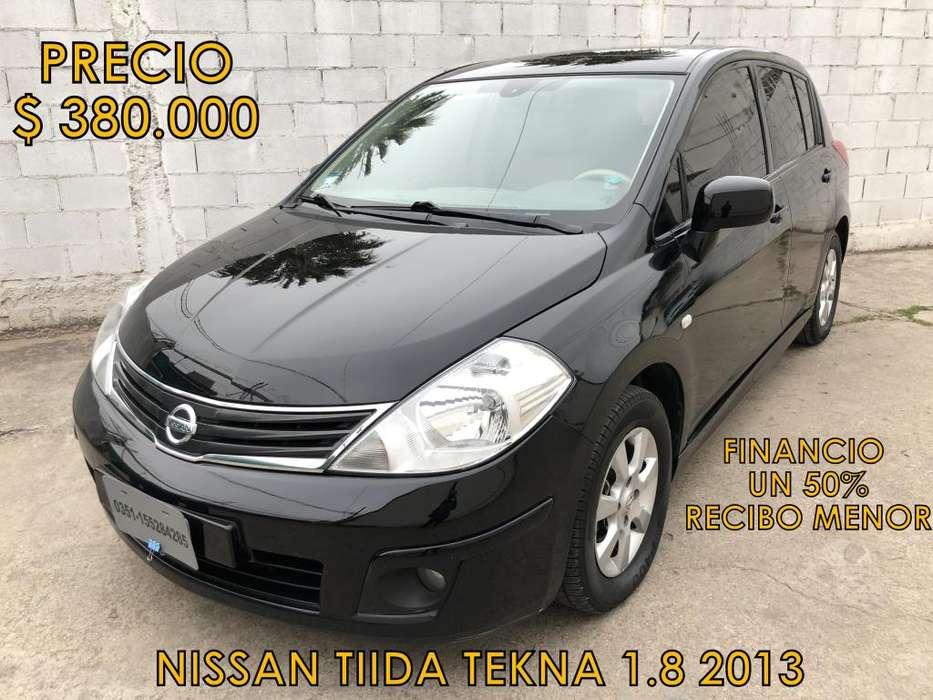 Nissan Tiida 2013 - 122000 km