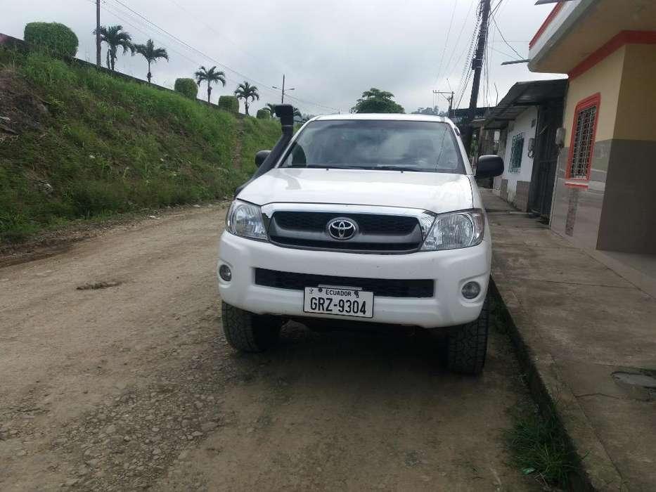 Toyota Hilux 2011 - 156000 km