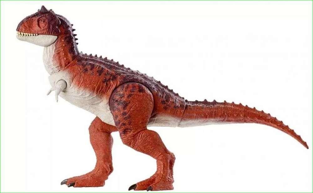 Dinosaurio Carnotauro World Mattel Nuevo