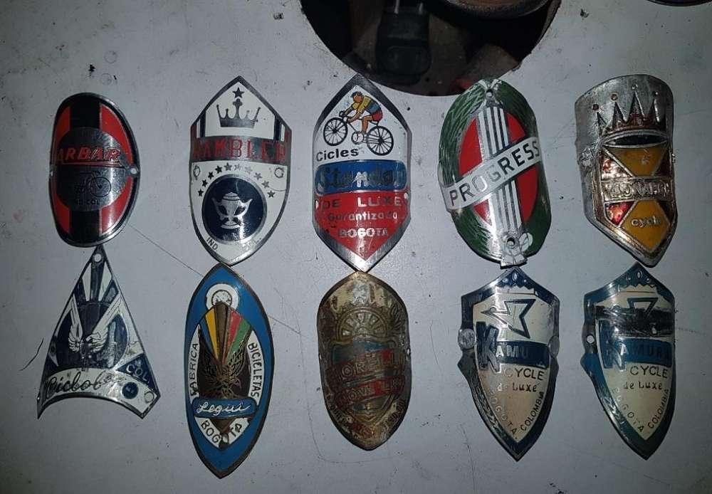 Emblemas Bicicletas