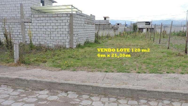 VENDO TERRENO DE 128 m2, URB. VISTA HERMOSA, 11.600