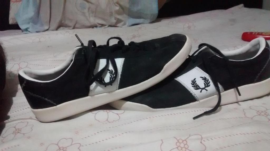 50e6dbaad01 zapatos fred perry london talla 42 - Barranquilla