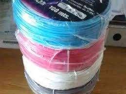 Pack 4 Rollos de Cables 3 de 2,5mm y 1 de 1,5mm 2650 Pesos / Materiales Electricos / Envios La Plata s/c