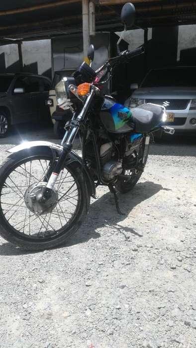 Moto Rx 100 Modilada 115 Año 82
