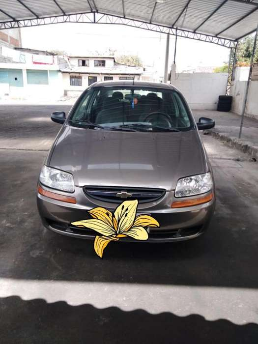 Chevrolet Aveo Family 2015 - 115000 km