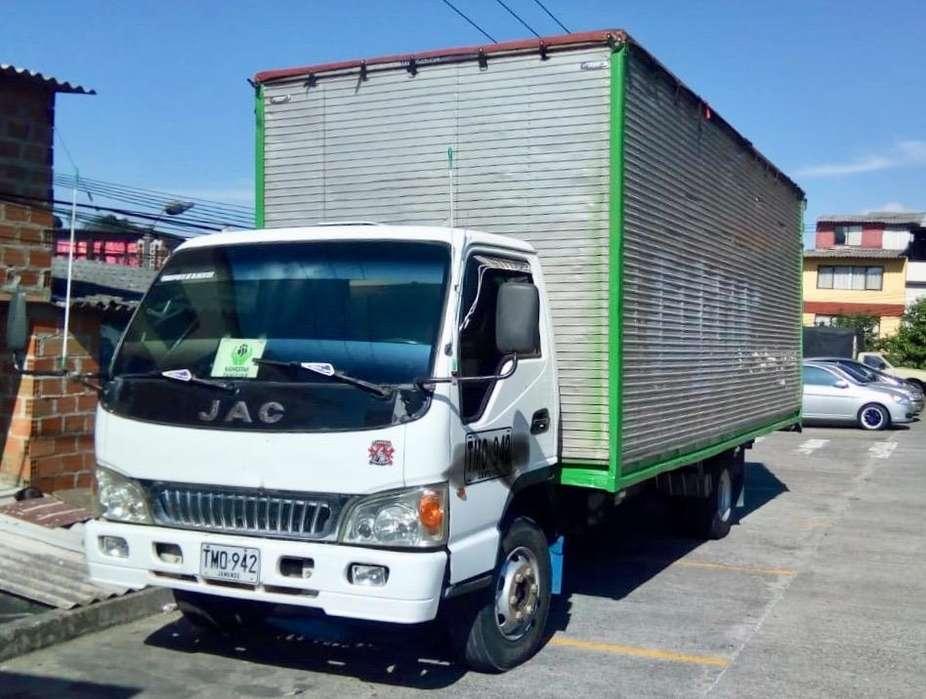 Vendo Camion Jac 1063K