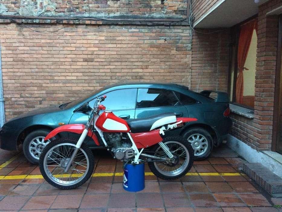 Vendo Honda Xl 185
