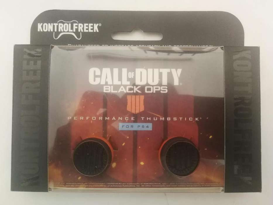 KontrolFreek Black Ops 4 PS4