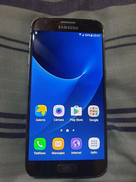 Samsung Galaxy S7 Flat Smg930f Dorado Original