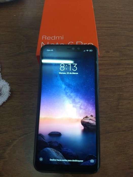 Imperdible Xiaomi Redmi 6 Pro