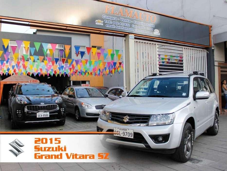 Suzuki Grand Vitara SZ 2015 - 105000 km