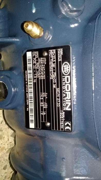 Compresor para refrigeracion