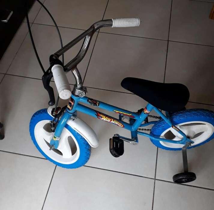 Bicicleta R.12 Muy Buena, Charlable Prec