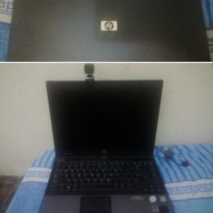 Laptop HP usada en buenas condiciones