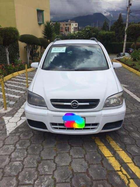 Chevrolet Zafira 2005 - 250000 km