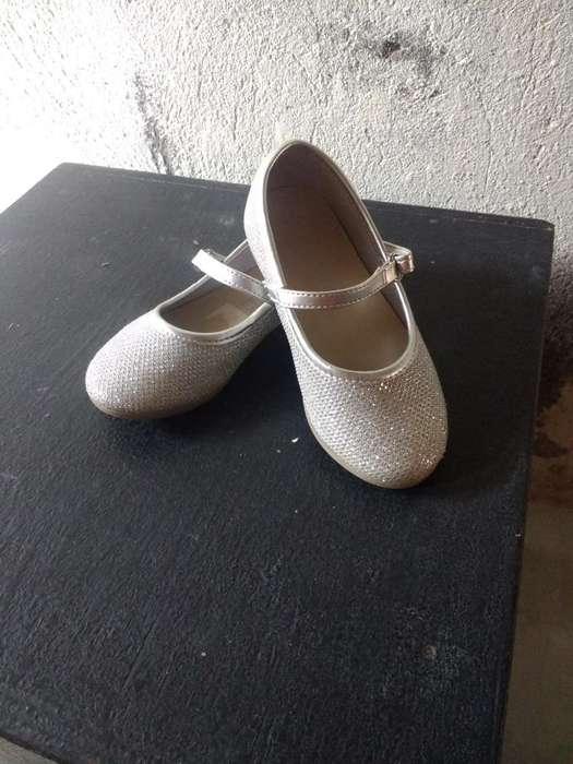Zapatos Baletas Niña