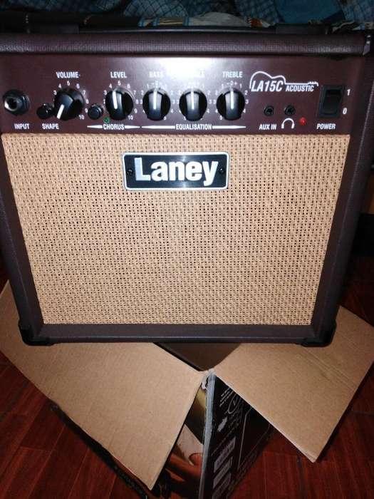 Amplificador Laney Acustico