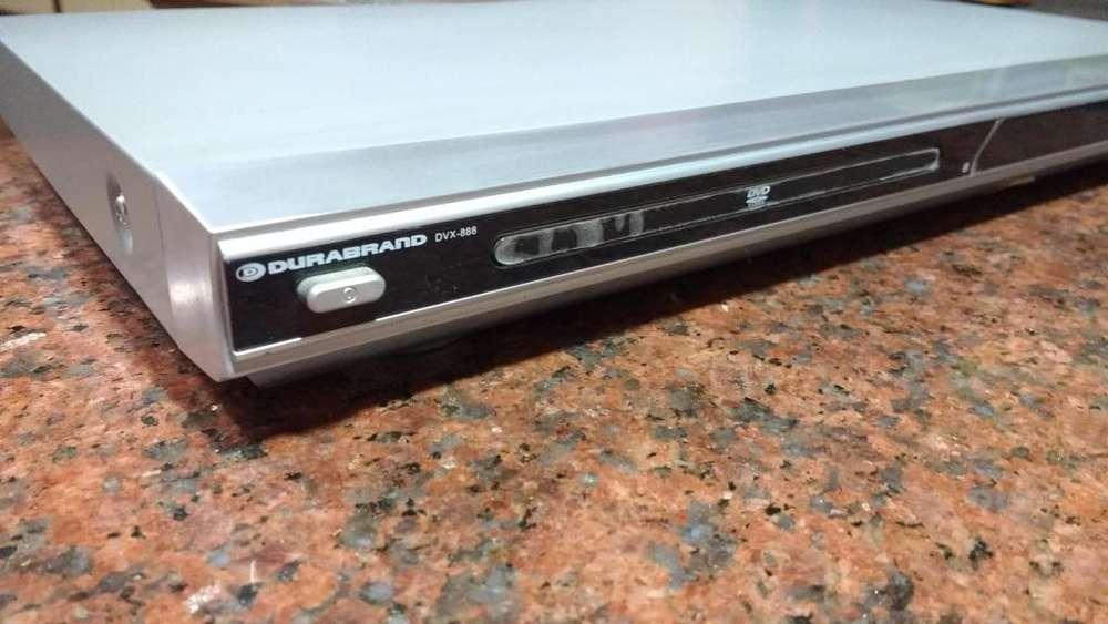 DVD Durabrand DVX 888. Con USB