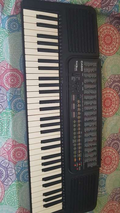 Bendo Piano Casio Varato