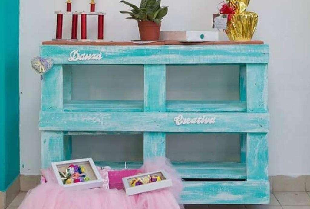 Vendo Mueble de Pallet