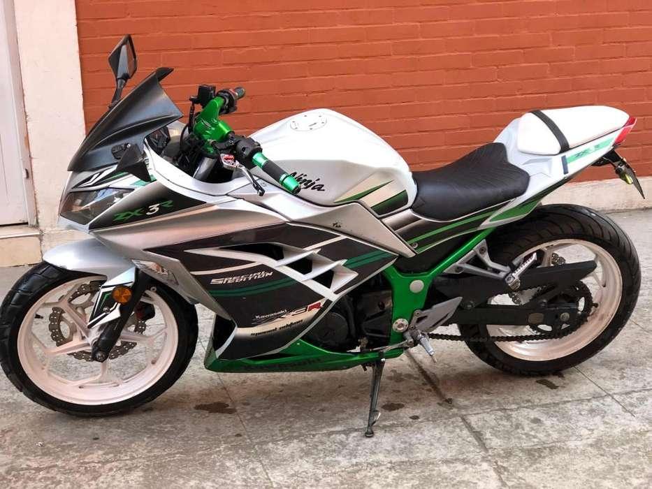 Vendo moto <strong>kawasaki</strong> BOGOTA