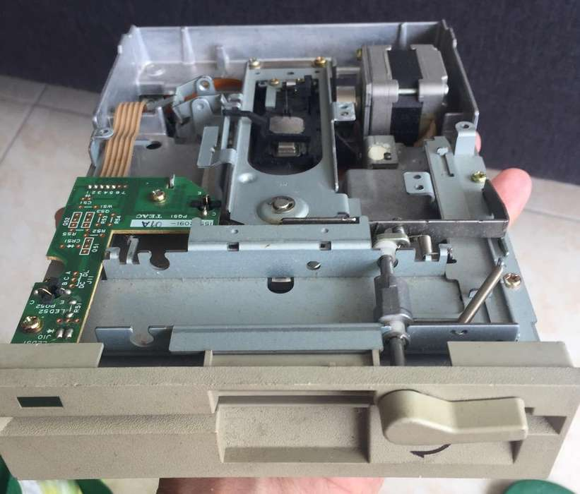 Unidad de Diskette 5 1/4 Perfectas Co