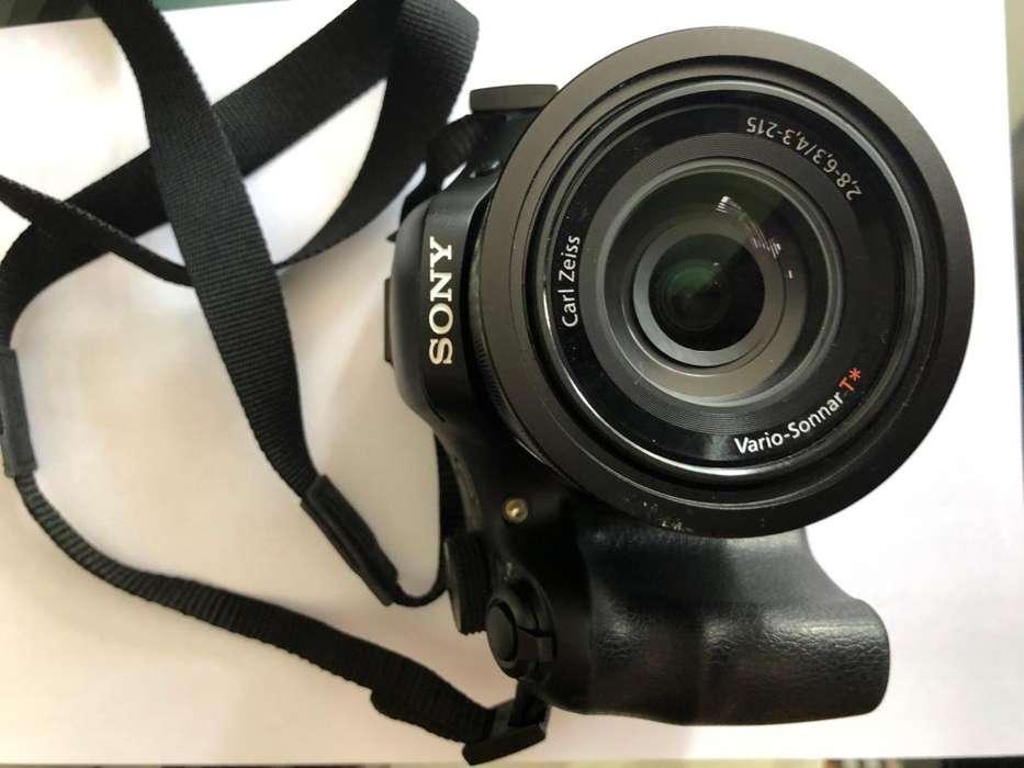 Cámara Sony Hx-400V Semipro 50x zoom poco uso