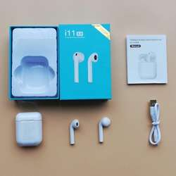 Auriculares bluetooth i11 TWS touch inalámbricos