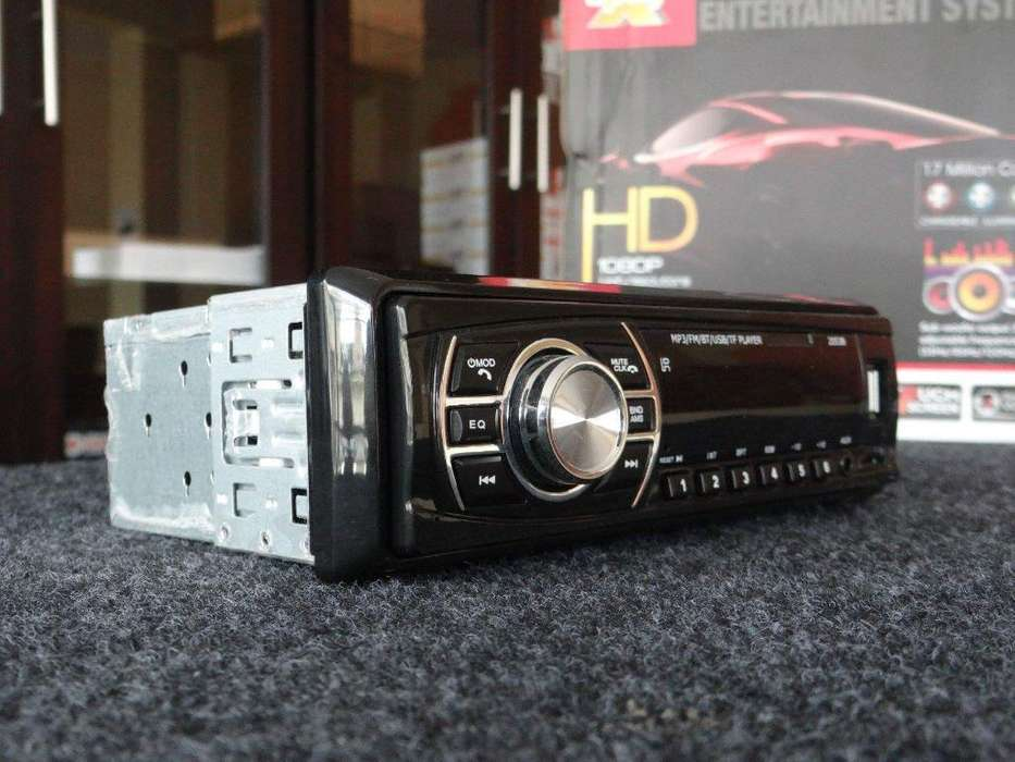 Radio Económico Bluetooth Usb Sd