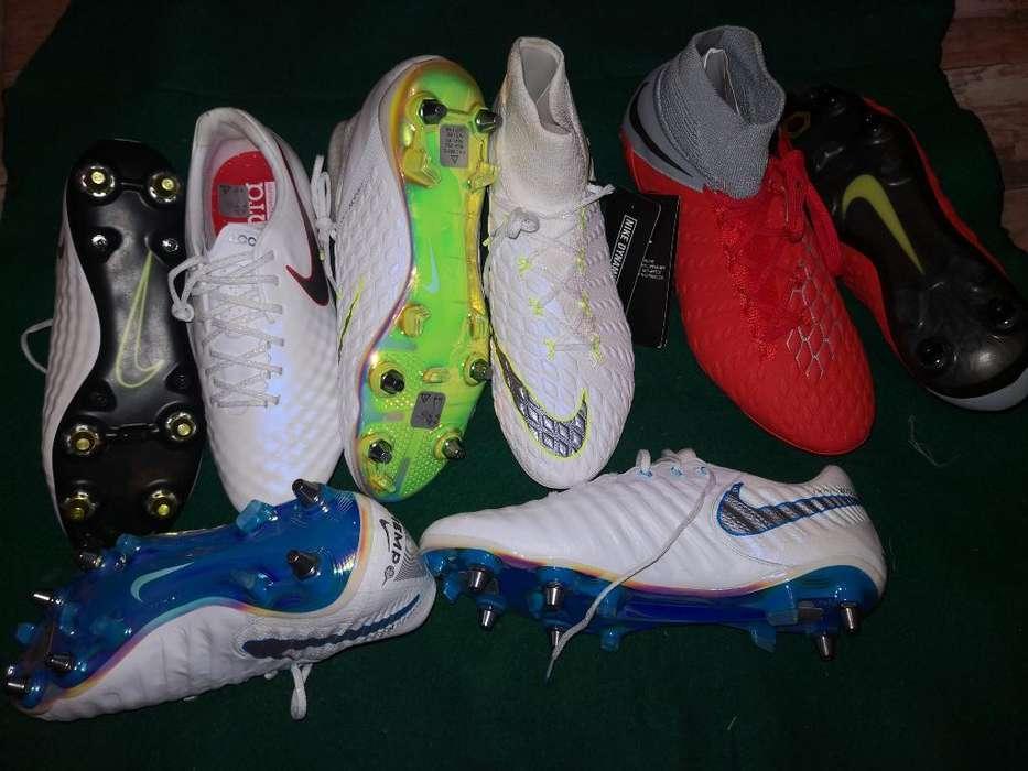 Botines Nike Mixto Profesionales Acc