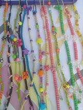 Pulseras Y Tobilleras Multicolor Super