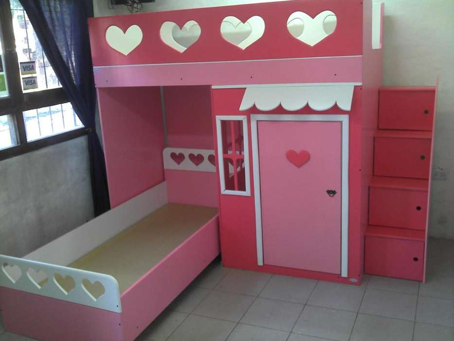 CASITA cama infantil